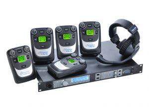 Noleggio Intercom Clearcom Tempest 2400 - AV Set Produzioni SpA