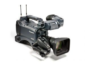 Noleggio camcorder Panasonic AG HPX371 - AV Set Produzioni SpA
