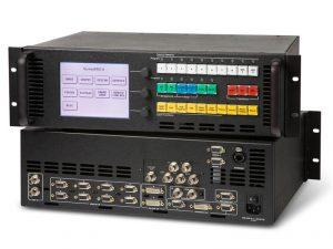 Noleggio mixer grafico Barco Screen Pro II – AvSet Produzioni SpA