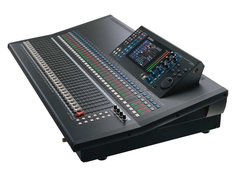 Noleggio mixer digitale Yamaha LS9-32 – AvSet Produzioni SpA