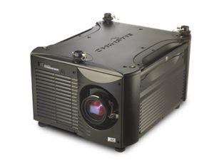 proiettore Christie Roadster HD18K AV Set Produzioni Spa