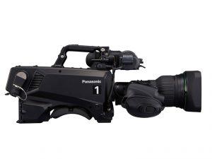 noleggio telecamera Panasonic AK HC3800 - AVSet Produzioni SpA