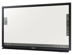 Noleggio monitor Samsung DM82D - AV Set Produzioni SpA