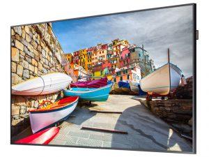 Noleggio monitor Samsung PM43H - AV Set Produzioni SpA