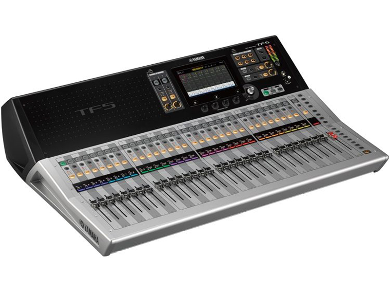 Noleggio mixer digitale Yamaha TF 5 – AvSet Produzioni SpA