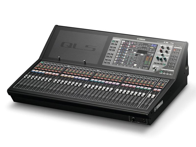 Noleggio mixer digitale Yamaha QL 5 – AvSet Produzioni SpA